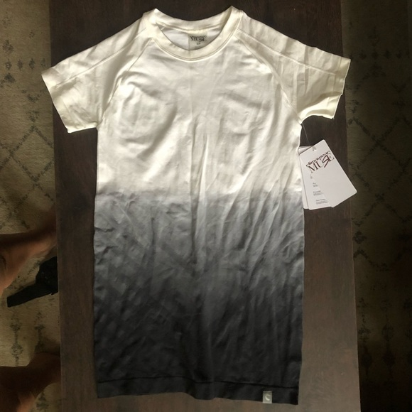 climawear Tops - NWT Climawear Muse short sleeve ombré athletic top